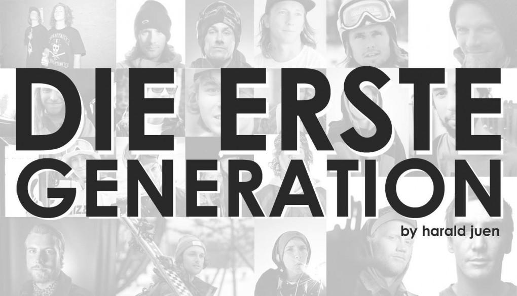 """""""Die erste Generation"""" by Harald Juen"""