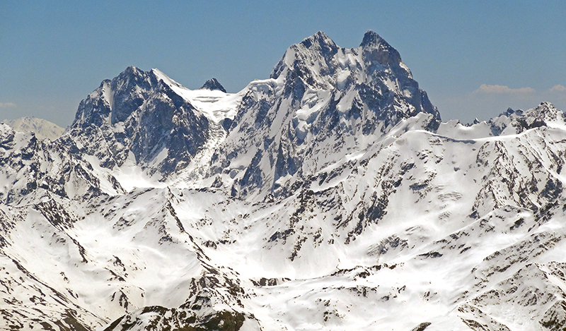 höchster berg europas elbrus