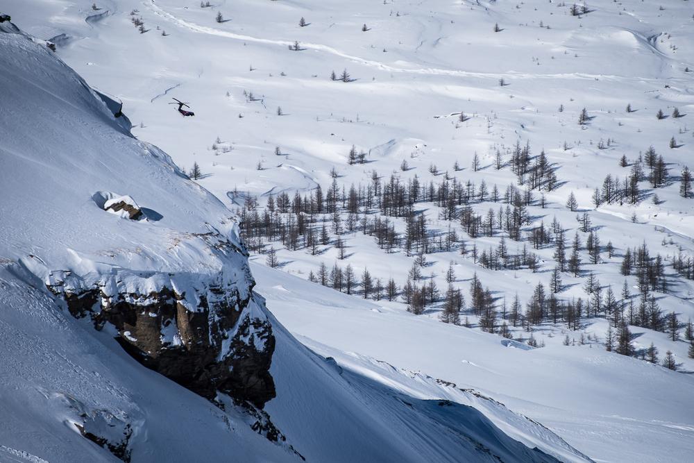 Team Europe geht beim Swatch Skiers Cup Knapp in Führung