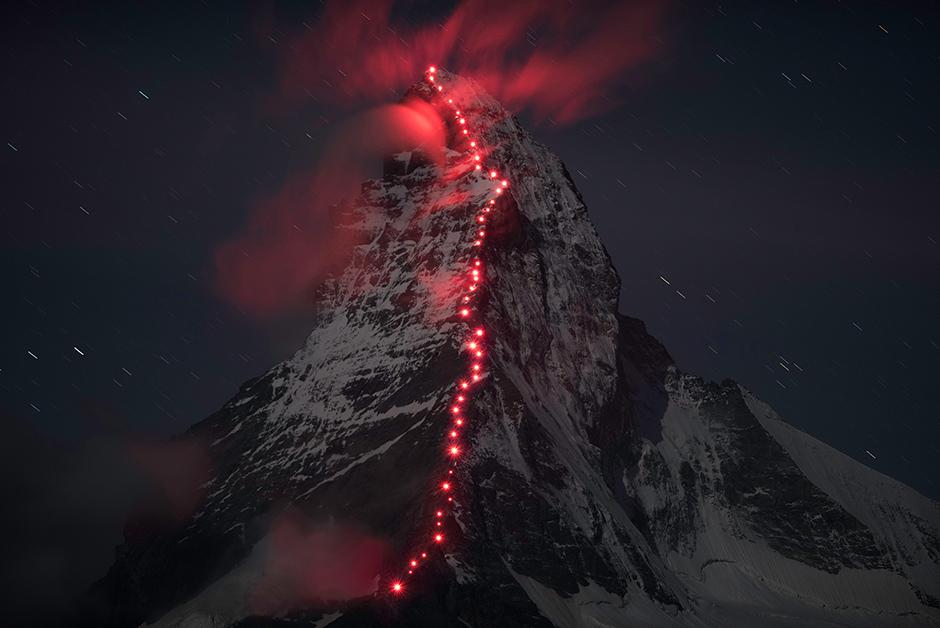150 Jahre Mythos Matterhorn: ein spektakuläres Keyvisual für Zermatt!
