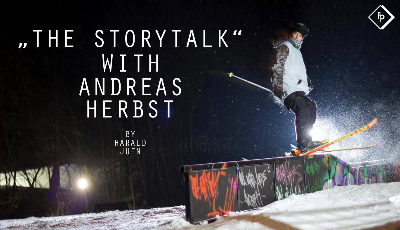 """""""The Storytalk"""" mit Andreas Herbst"""
