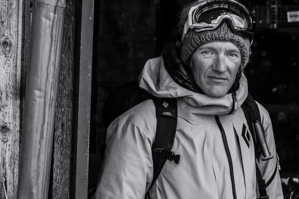 Rasmus Krogerus/ La Grave/ Photographer: Mattias Fredriksson