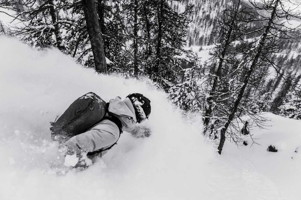 Thomas Gaisbacher/ La Grave/ Photographer: Mattias Fredriksson