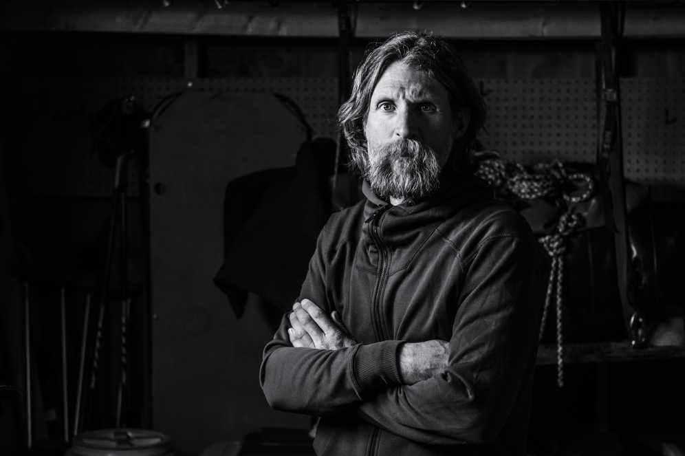 Drew Hardesty/ Drew Hardesty's House/ Photographer: Mattias Fredriksson