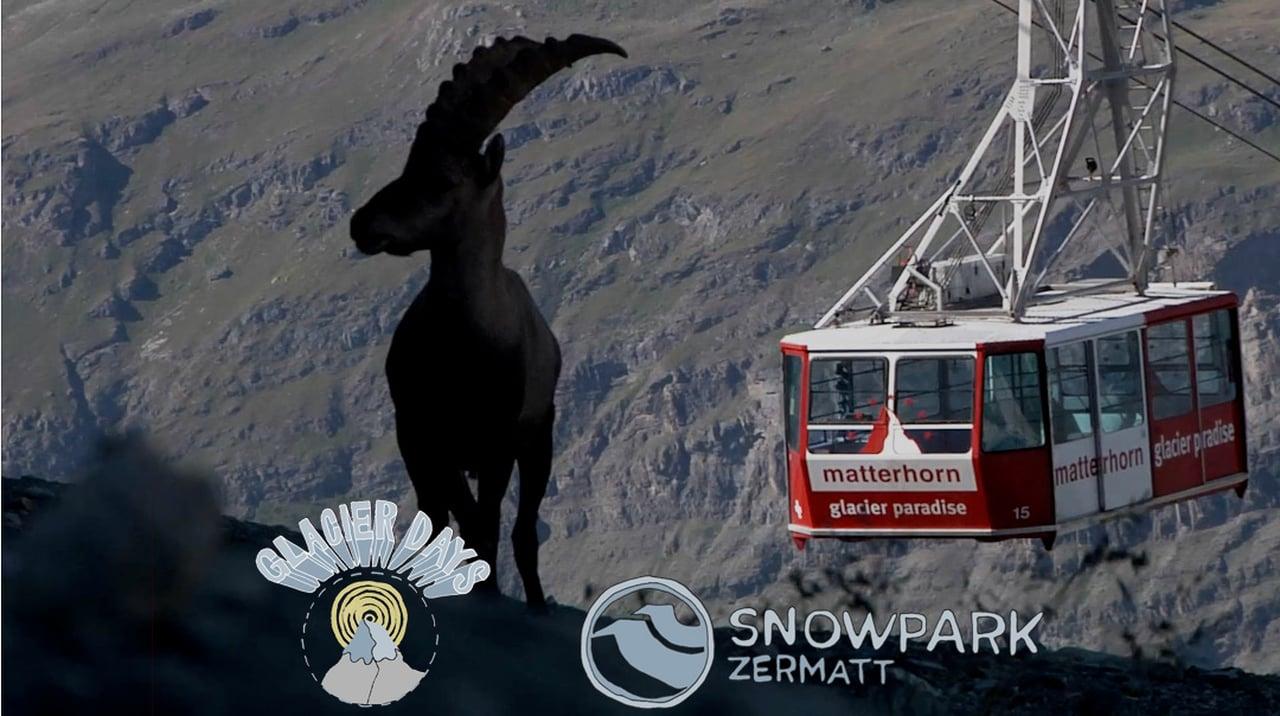 Glacier Days – Summer Snowpark Zermatt