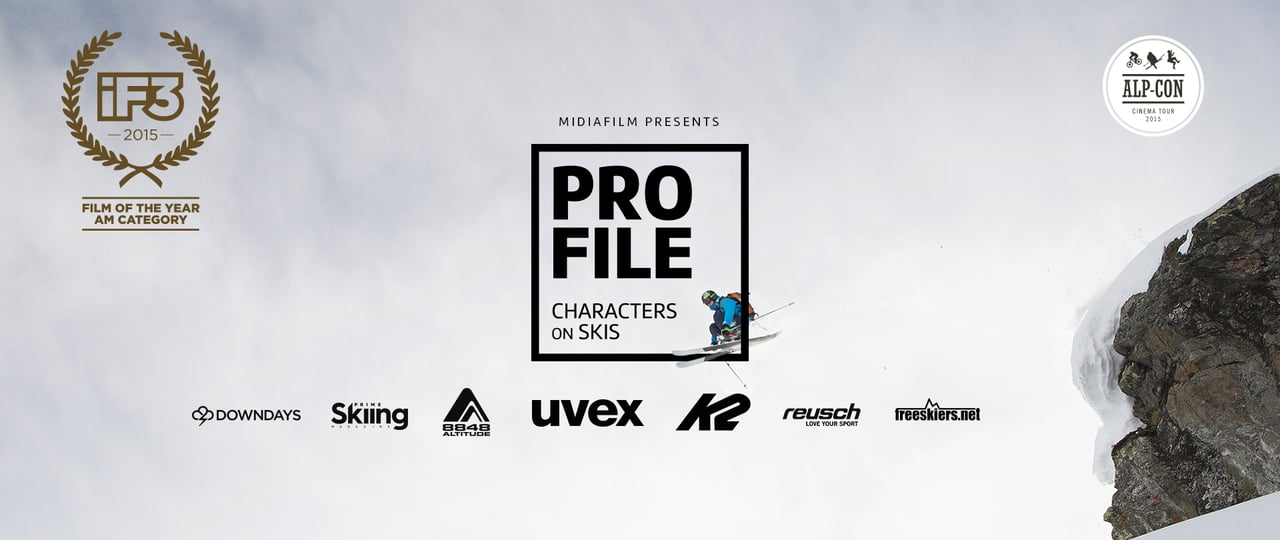 PROFILE | Characters on skis | Midia Film TRAILER