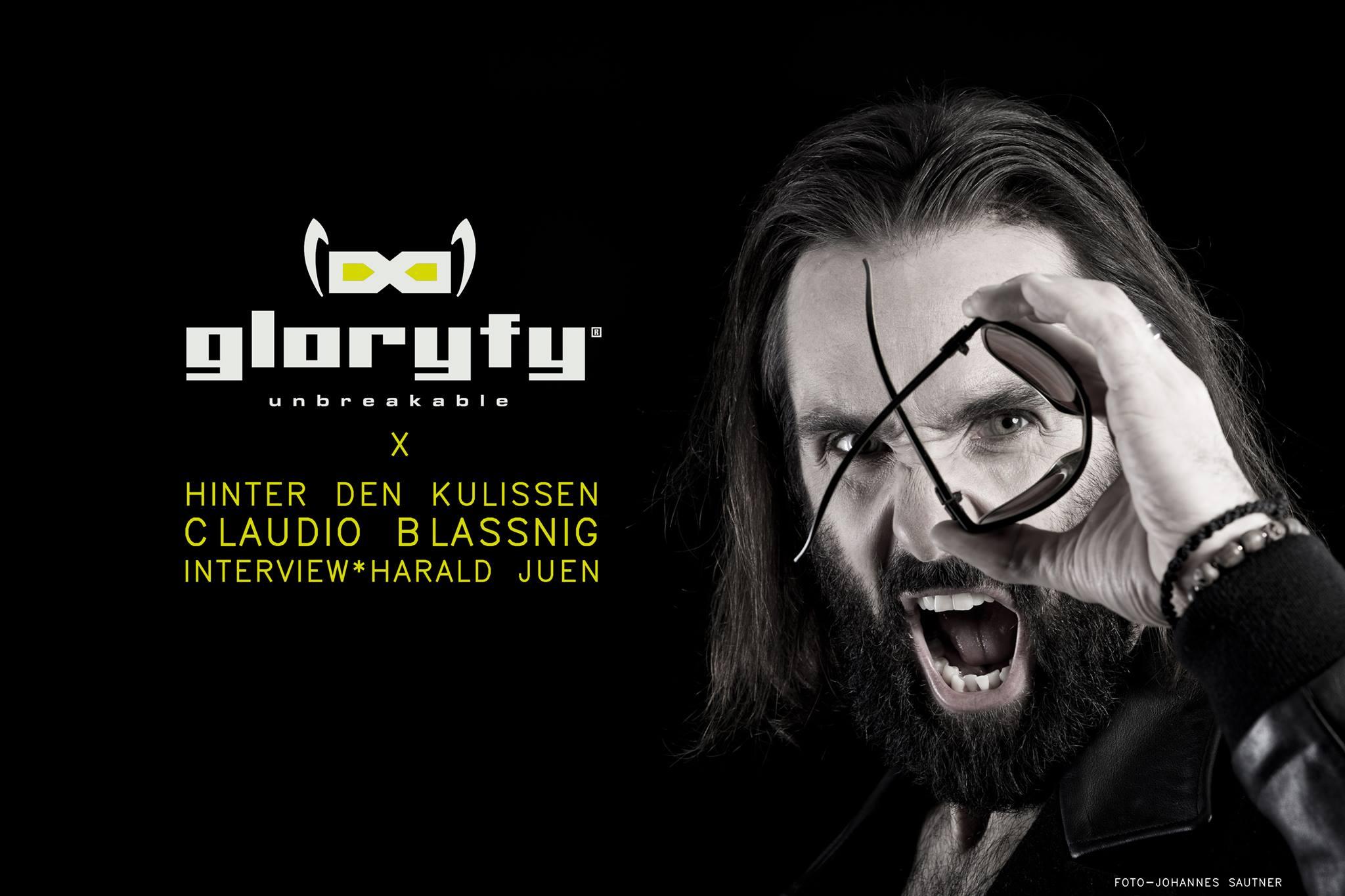 """""""HINTER DEN KULISSEN""""  von gloryfy"""