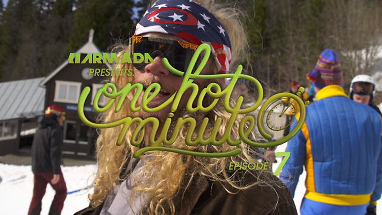ONE HOT MINUTE // Ep. 7 – Tanner Hall Returns To Moguls