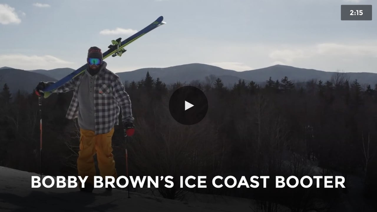 Bobby Brown's Ice Coast Booter