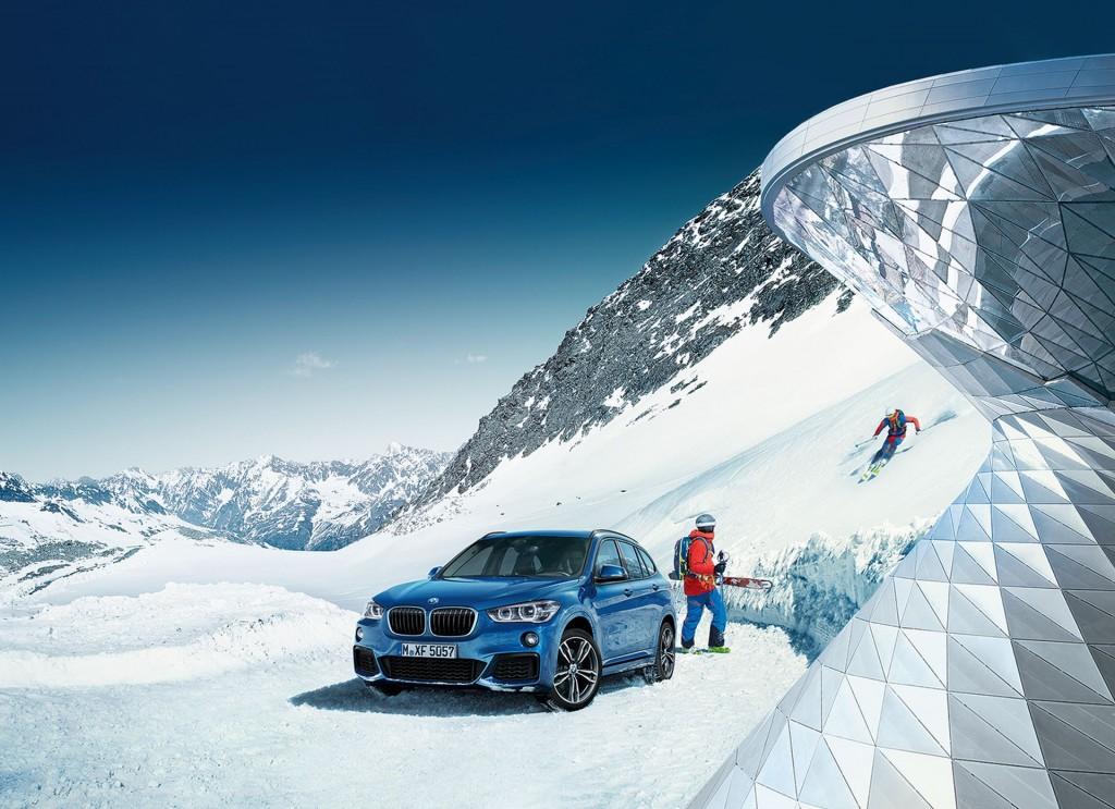BMW Welt_BMW Mountains 2015 (c) BMW AG