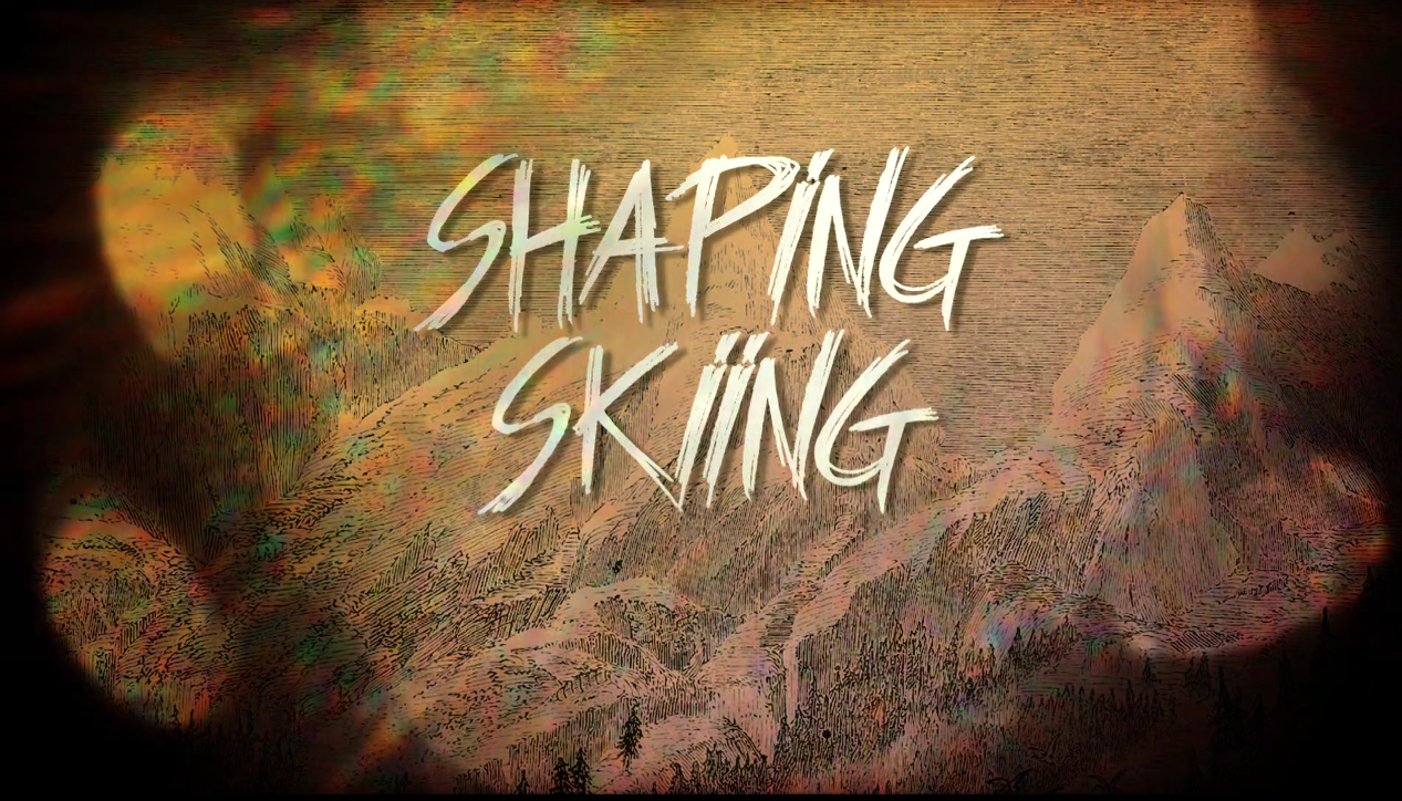 4FRNT // Shaping Skiing