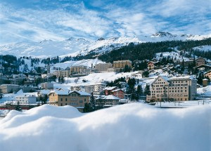 St.Moritz (c) Hotel La Margna