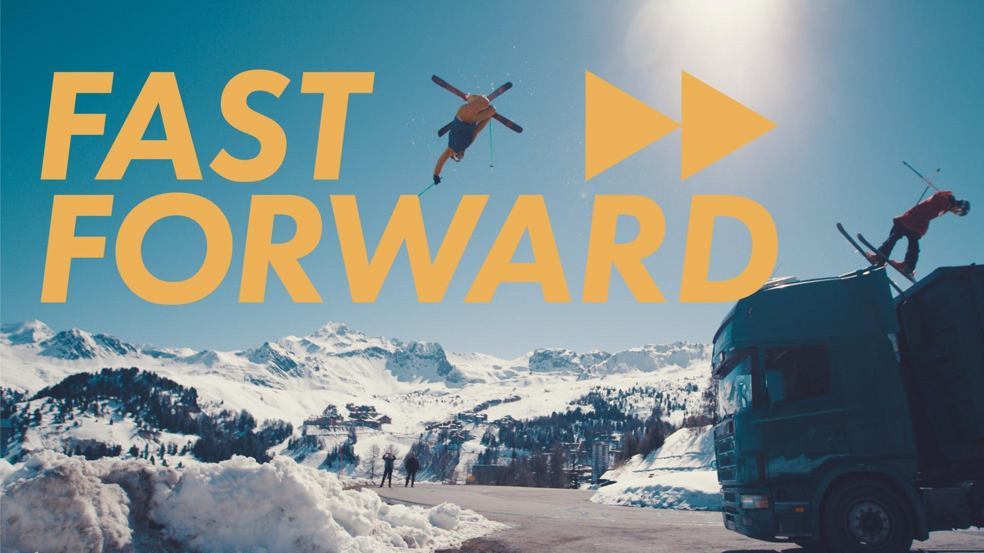 FAST FORWARD // Kevin Rolland & Julien Regnier's Ski Movie