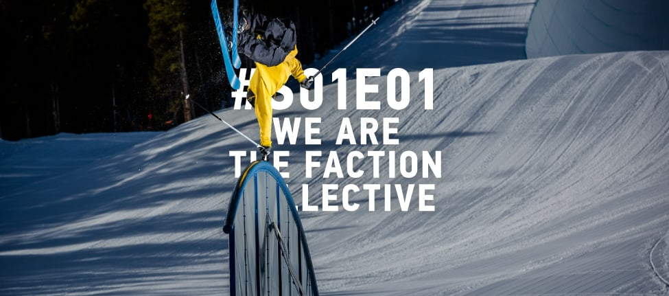 We Are The Faction Collective: #S01E01