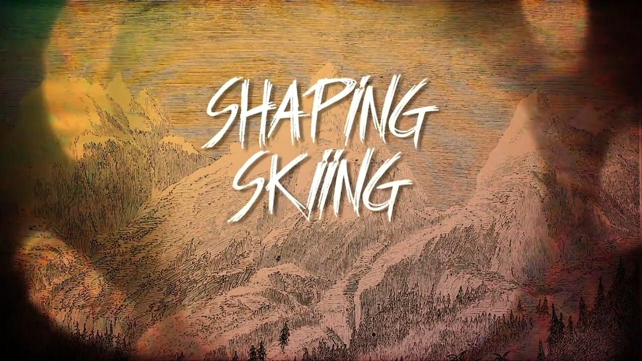 SHAPING SKIING // 4FRNT Team Movie