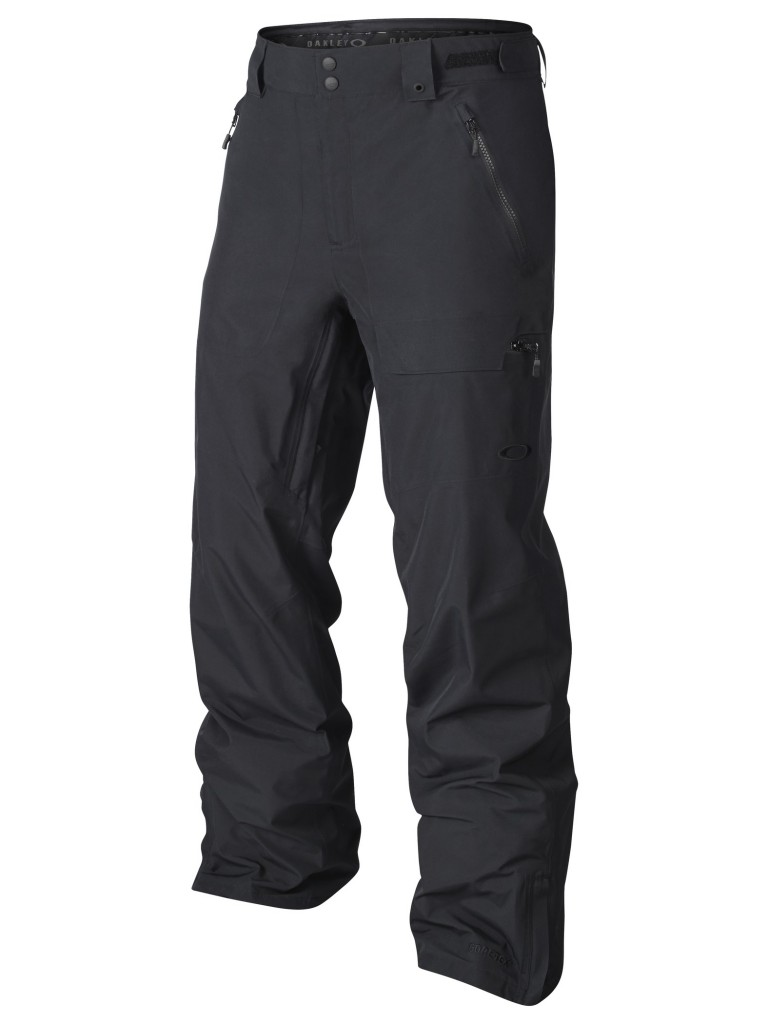 Badlands Goretex Biozone Shell Pant_jet black