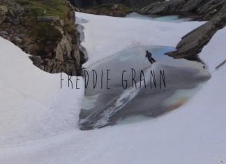 Freddie Grann Watersliding