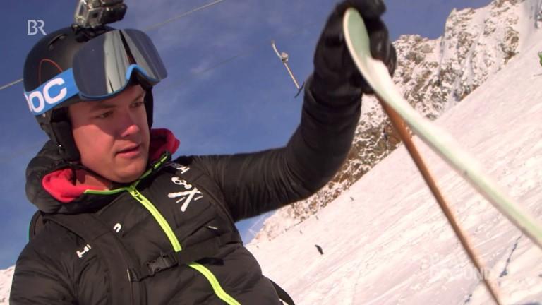 PULS PLAYGROUND // MELT Skis im Test