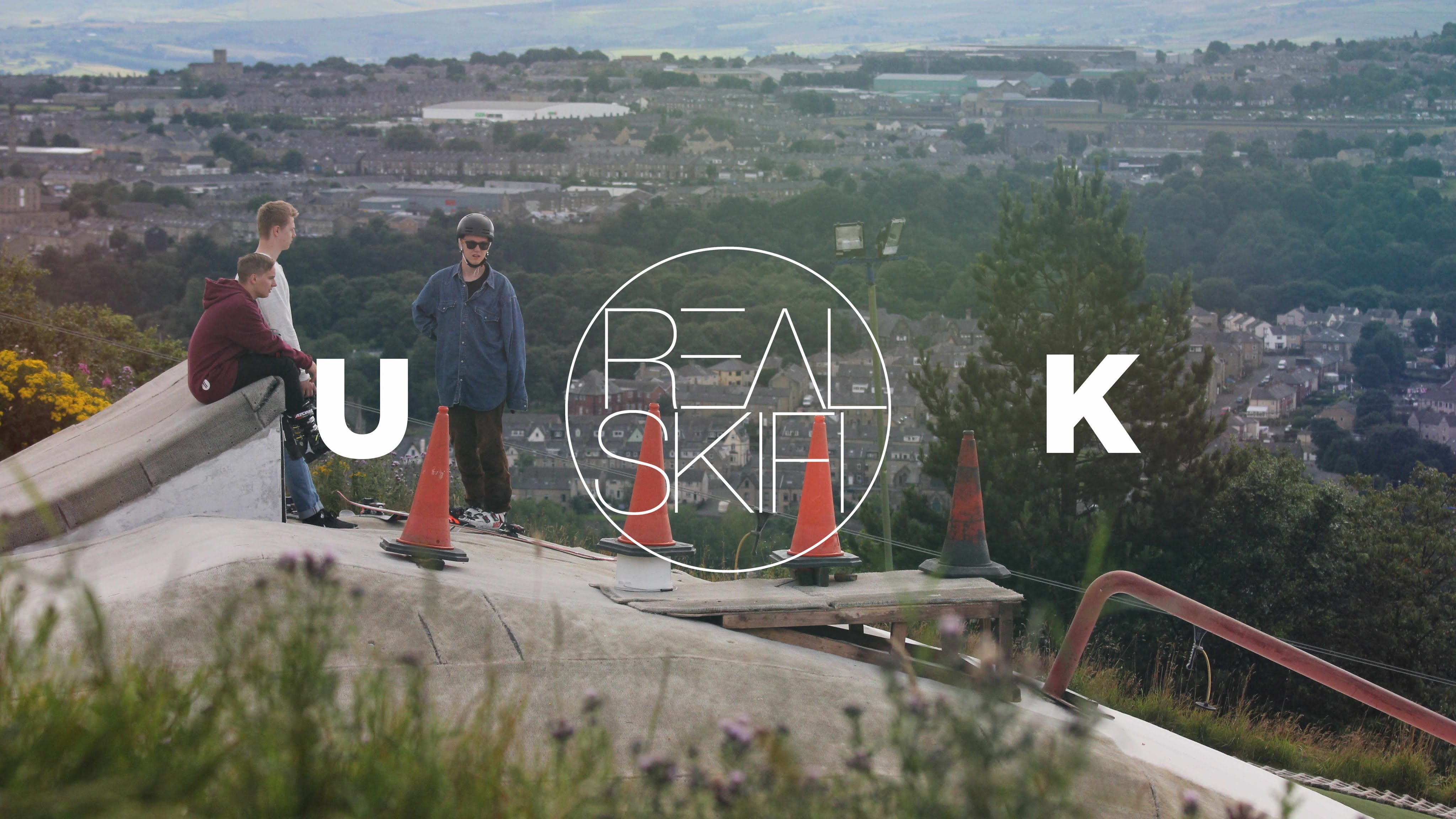 Real Skifi // Anarchy in the UK