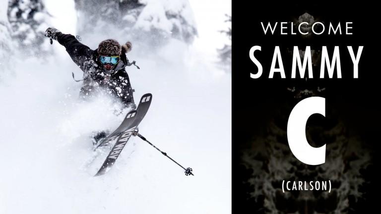 Welcome to AR Family, Sammy Carlson