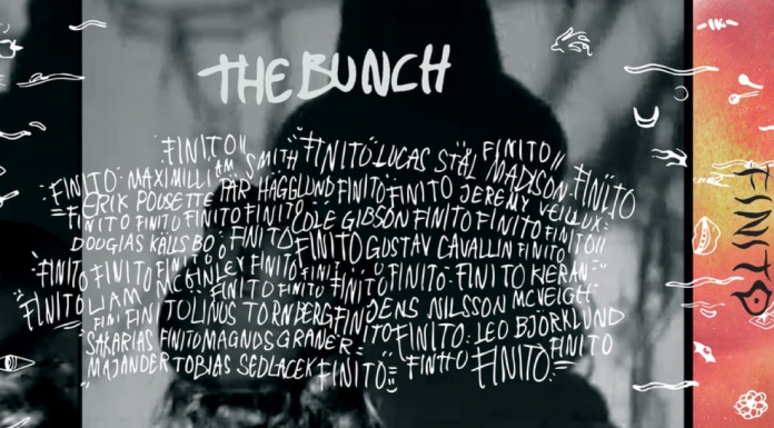 THE BUNCH // finito