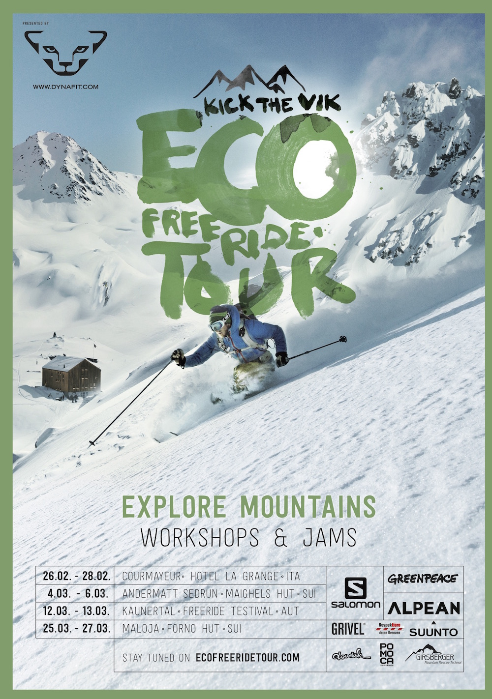 EFT Poster A3 print