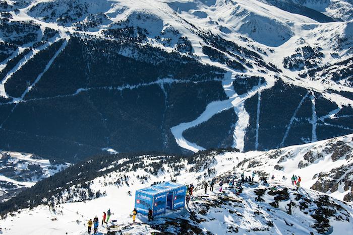 Credit: D. Daher (www.skierscup.com)