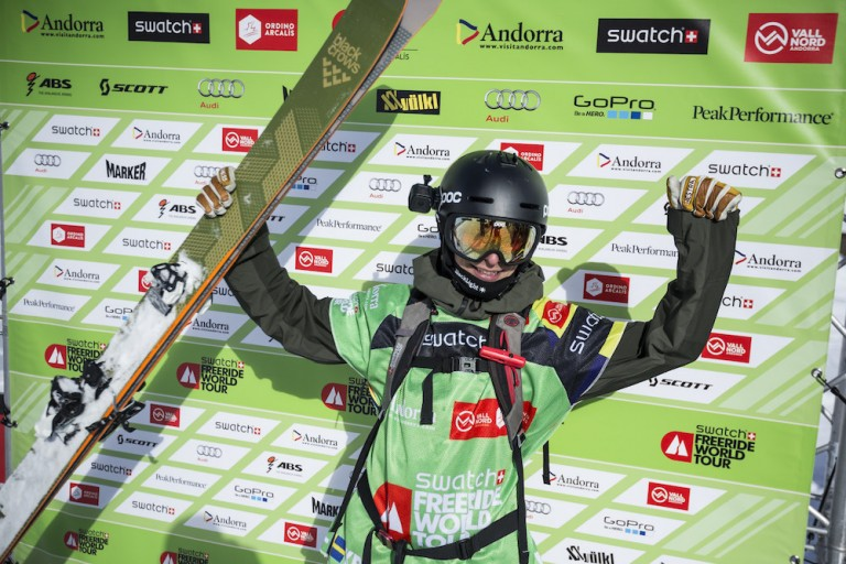 Review // Swatch Freeride World Tour Andorra