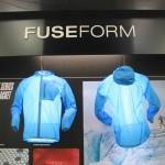 FUSEFORM heißt das Zauberwort bei TNF. Sehen ziemlich leicht aus die Klamotten...