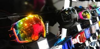 Neu bei UVEX, die Big 40 FM mit spährischen Gläsern