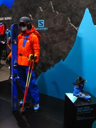 Head to Ski... alles bei den Franzosen aus einem Guss