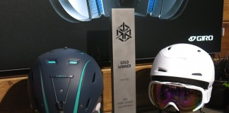 Klar hat man auch bei Giro einen Award abgeräumt!