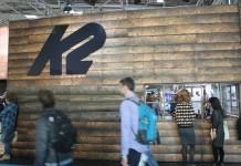 K2 prässentierte sich mit einer soliden Holzfassade!