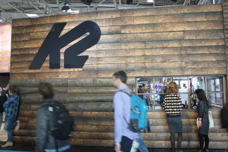 K2 SKIS // Ispo Highlights 2016