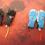 Hier Daron's Gloves aus der Nähe.