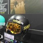 Tom Wallisch's Signature Helm und Signature Goggle vereint in einem Bild. Bester T-Wall STyle!