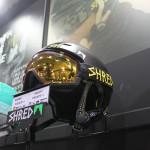 Noch einmal aus einer anderen Perspektive: der T-Wall Helm und die zugehörige Goggle!