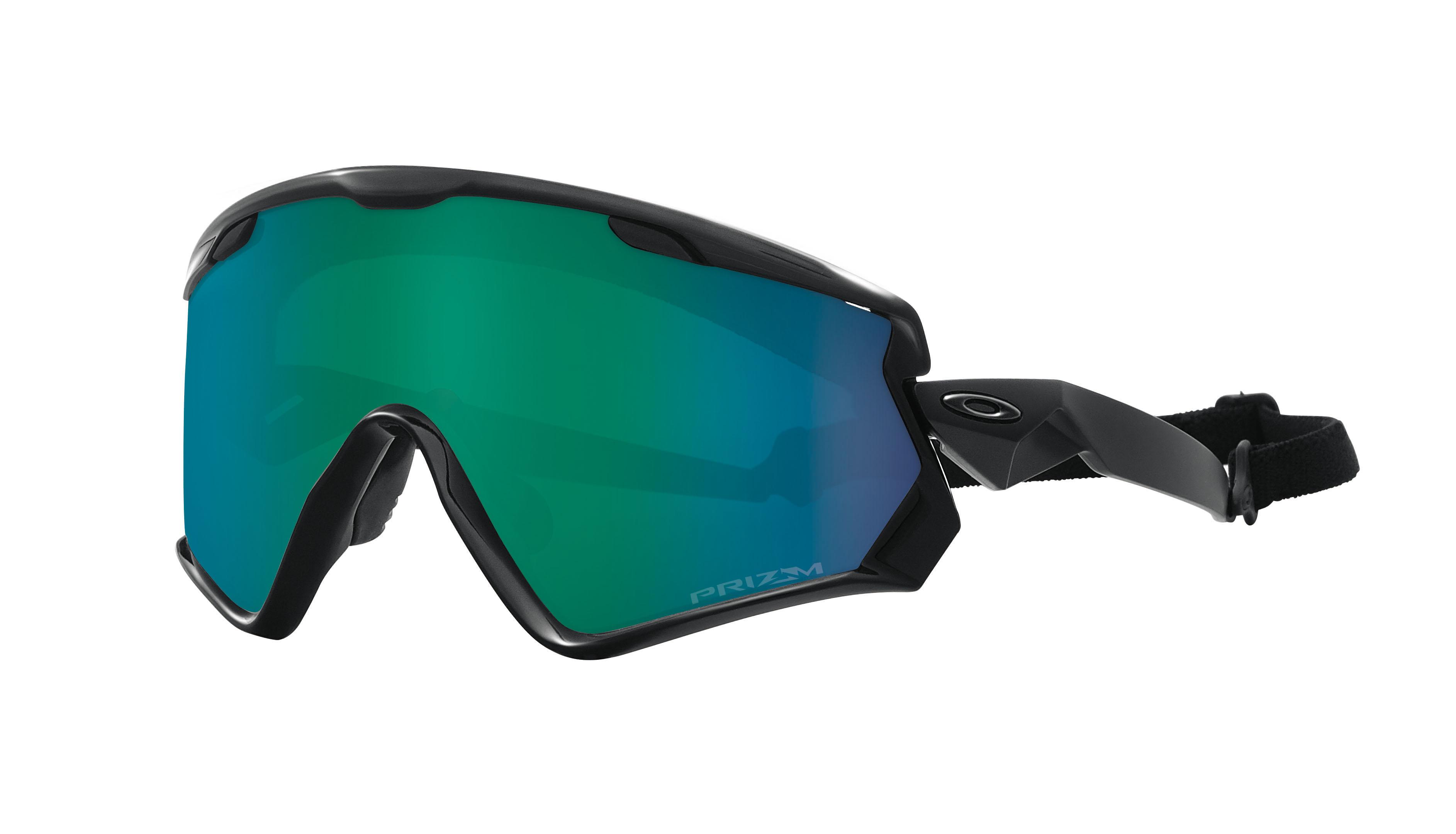 22340a55ca Oakley WindJacket2.0 OO7072-01 Matte-Black-PrizmJadeIrid