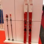 Da haben wir doch gleich mal die prämietren G3 Produkte. Ski und Poles der FINDr Serie konnten absahnen.
