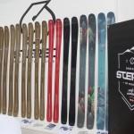 Skandinavisches Design at its best! So könnte man die Ski-Palette der Norweger beschreiben...