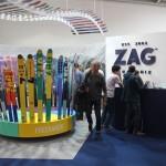 Bei ZAG drehte sich alles. Nein eigentlich nur die neuen Waffen auf einem Rondell.