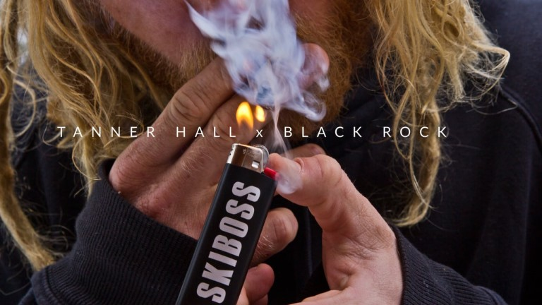 SKIBOSS COLLECTION // Tanner Hall Pro Model Papers