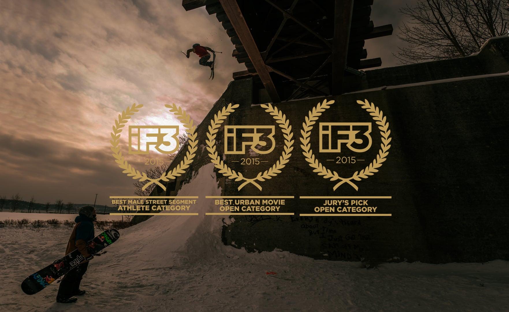 """""""Houligan – A Ski Story"""" (Full Movie) – 2016 – JF Houle"""