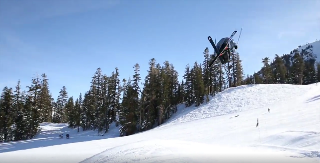 Lisa Zimmermann – Swaggy Laps in Mammoth