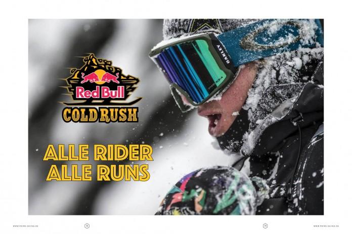 Hier sind alle Runs vom Cold Rush 2016! Wer ist euer Favorit?