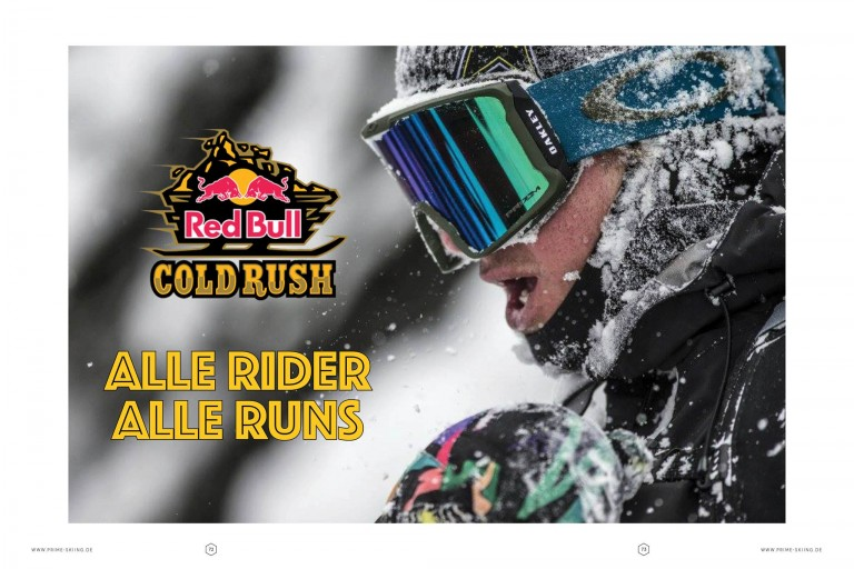 Red Bull Cold Rush – Alle Videos, Alle Rider