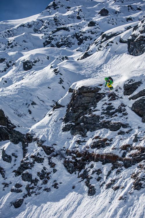2. bei den Ski Heren: Eirik Schjolberg. // OpenFaces/SilvrettaMontafon/Andreas Vigl