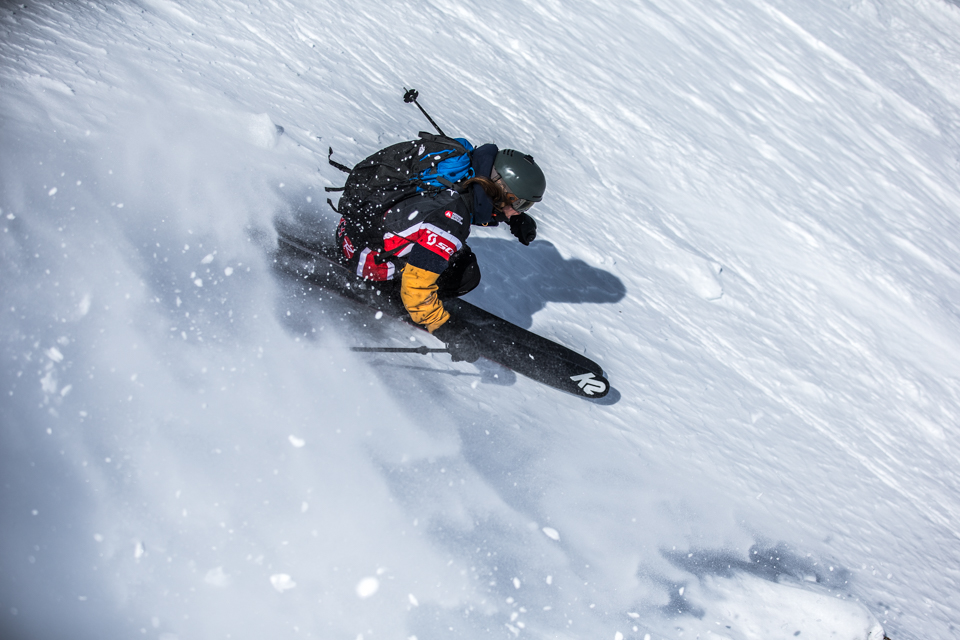 Sieger in der Kategorie Ski Herren: Carl Renvall. // Foto Credit: OpenFaces/SilvrettaMontafon/Andreas Vigl