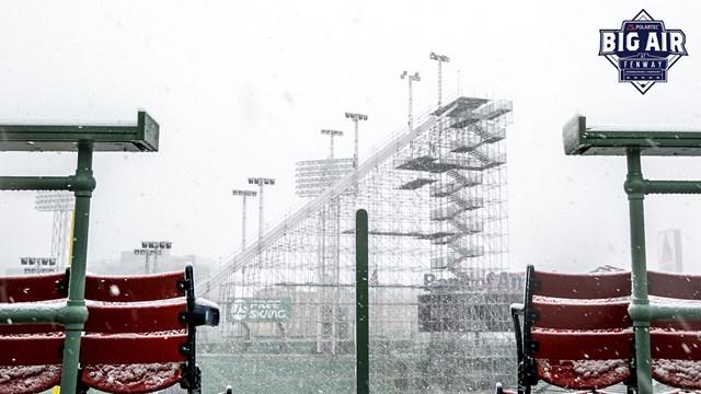 Boston Big Air – Recap: Lisa Zimmermann on top!