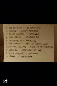 PRIME Mix #5 by Marc Hartinger: Sehr schöne Handschrift hat der Nägrrr...